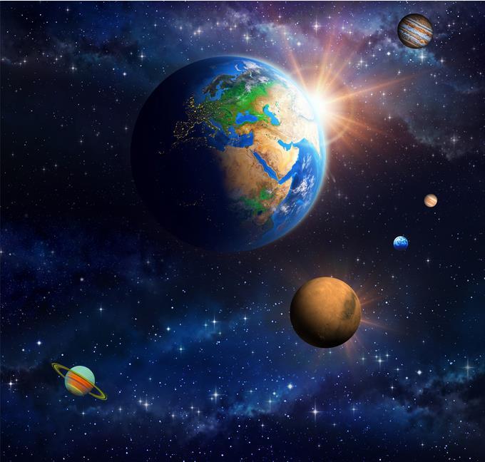 dal 9 al 15 marzo le leggi cosmiche